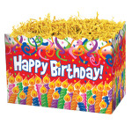 Birthday Candles box