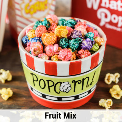 Fruit Mix popcorn